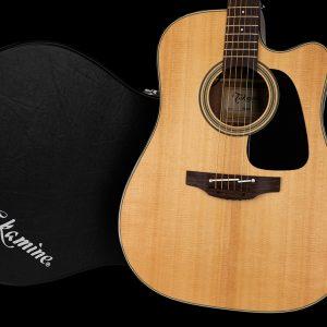 Gitara akustyczna Takamine P2DC - Futerał