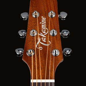 Gitara akustyczna Takamine P2DC - główka