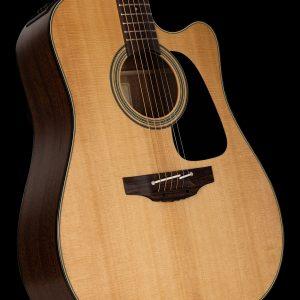 Gitara akustyczna Takamine P2DC - korpus