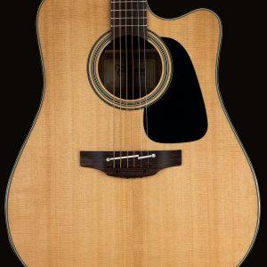 Gitara akustyczna Takamine P2DC - korpus front