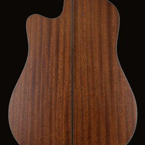 Gitara akustyczna Takamine P2DC - tył
