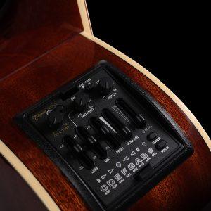 Gitara akustyczna Takamine P4DC - CTP3 Cooltube