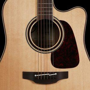 Gitara akustyczna Takamine P4DC - Rozeta