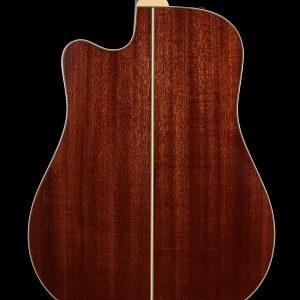 Gitara akustyczna Takamine P4DC - tył
